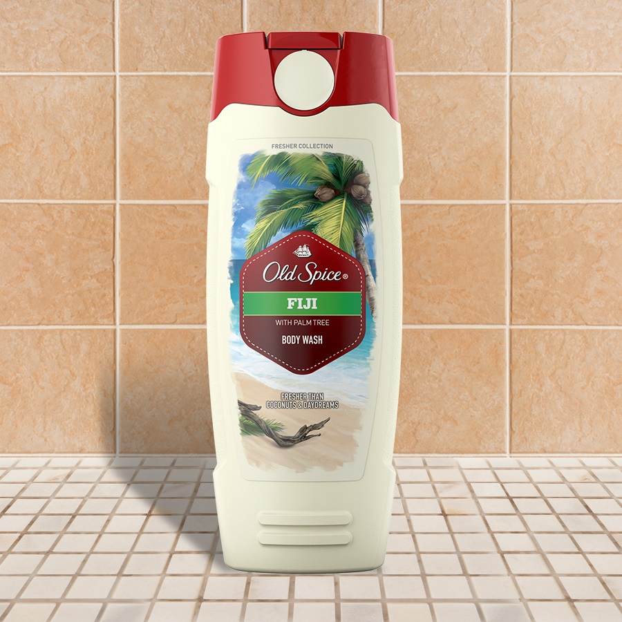 Sữa tắm Nam Old Spice Fresher Collection Men's Body Wash 473ml