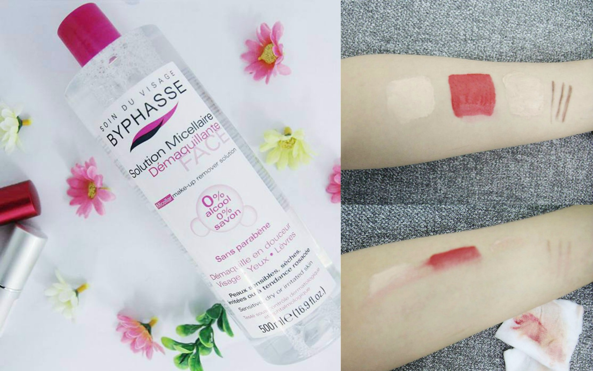 Byphasse Solution Micerallaire Face 500ml