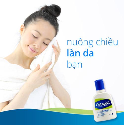 Sữa Rửa Mặt Cho Mọi Loại Da Cetaphil Gentle Skin Cleanser