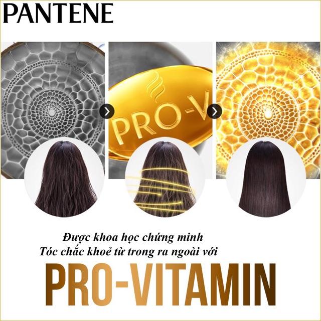 dầu xả pantene ngăn rụng tóc