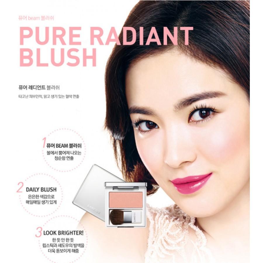 Phấn Má Hồng Laneige Pure Radiant Blush No.5 Pink Glow