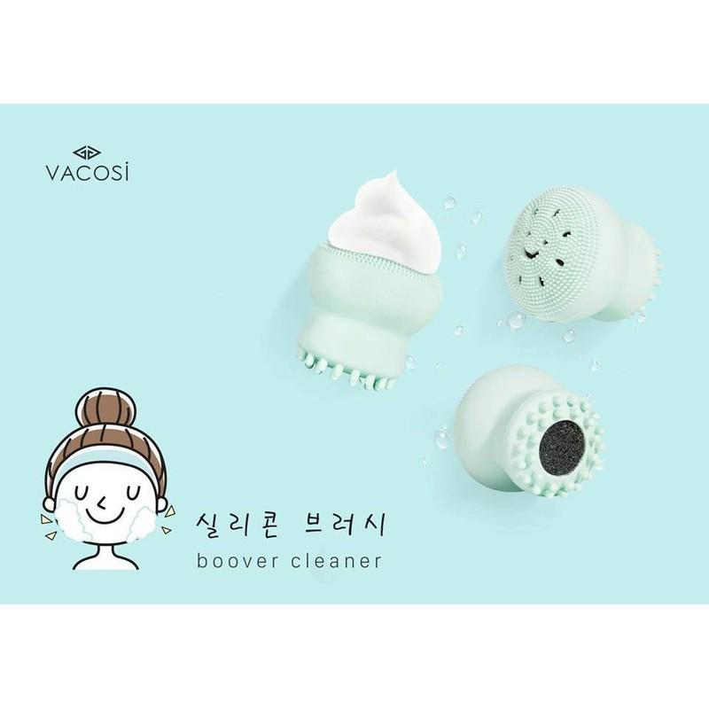 Dụng Cụ Rửa Mặt Bạch Tuột Vacosi DC03