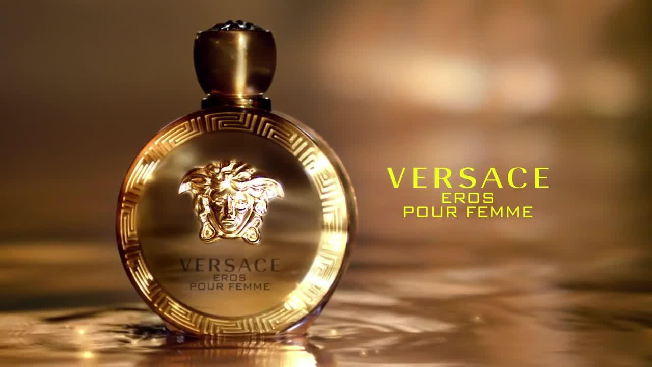 Nước Hoa Nữ Versace Eros Pour Femme EDP