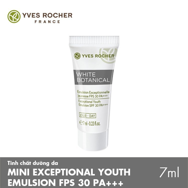 Tinh Chất Yves Rocher Dưỡng Sáng Da Ban Ngày SPF 30 PA+++ giúp chống nắng và làm sáng da