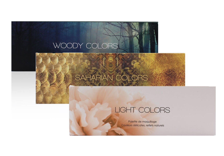 Bảng Màu Mắt 12 Ô Adopt' Palette Yeux Colors
