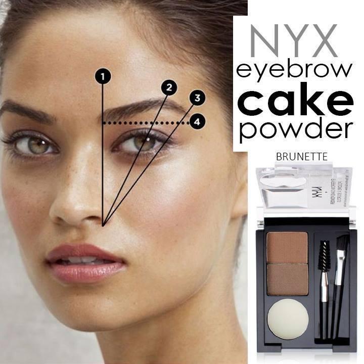 Bột Kẻ Chân Mày Eyebrow Cake Powder 2.65g