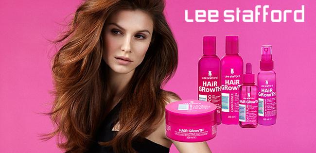 Dầu Gội, Xả Dưỡng Tóc Mềm Mượt Lee Stafford Hair Growth Shampoo & Conditioner 200ml