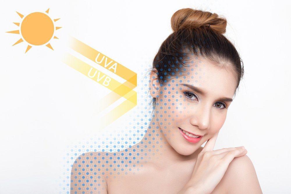 Gel Chống Nắng Dưỡng Da Perfect UV Sunscreen Skincare Gel SPF50+/PA++++