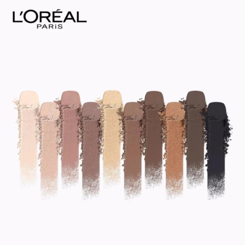 Phấn Mắt 10 Ô L'Oreal Color Riche La Palette Nude 02 Begie 7g