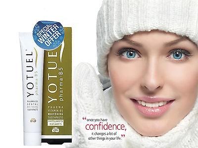 Kem Đánh Răng Làm Sáng Răng Nhạy Cảm Yotuel Pharma Whitening Toothpaste B5