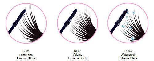 Mascara Làm Dày Mi Doll Eye Mascara Volume - Black