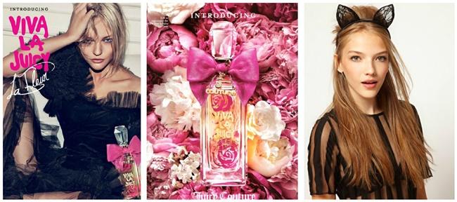 Nước Hoa Nữ Viva La Juicy La Fleur EDT Spray 40ml