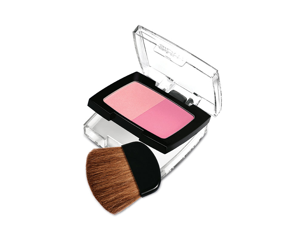 Phấn Má Hồng 2 Ô SilkyGirl Shimmer Duo Blusher 4g