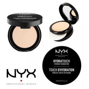 Phấn Nền Giữ Ẩm NYX Hydra Touch Powder Foundation 9g