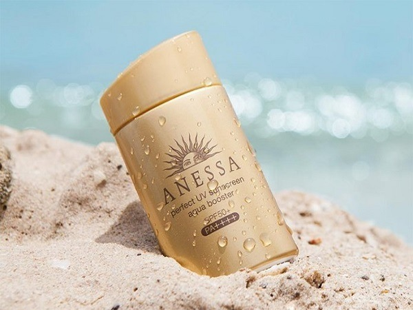 Sữa Chống Nắng Anessa Perfect UV Suncreen Aqua Booster SPF 50+ /PA+++