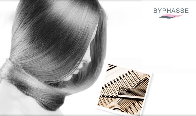 Dầu Gội Byphasse Hair Pro Shampoo Nutritiv Riche Coloured Hair: Dành cho tóc nhuộm