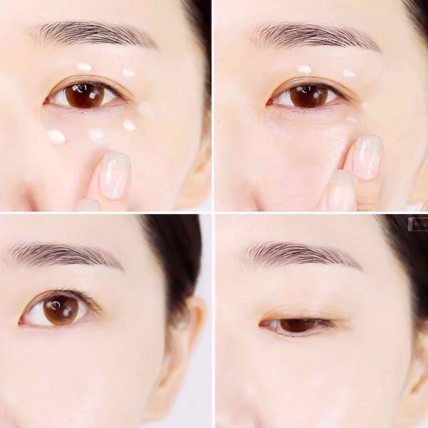 Kem Dưỡng Mắt Hỗ Trợ Giảm Quầng Thâm & Bọng Mắt Kumargic Eye Cream 20g sáng mịn