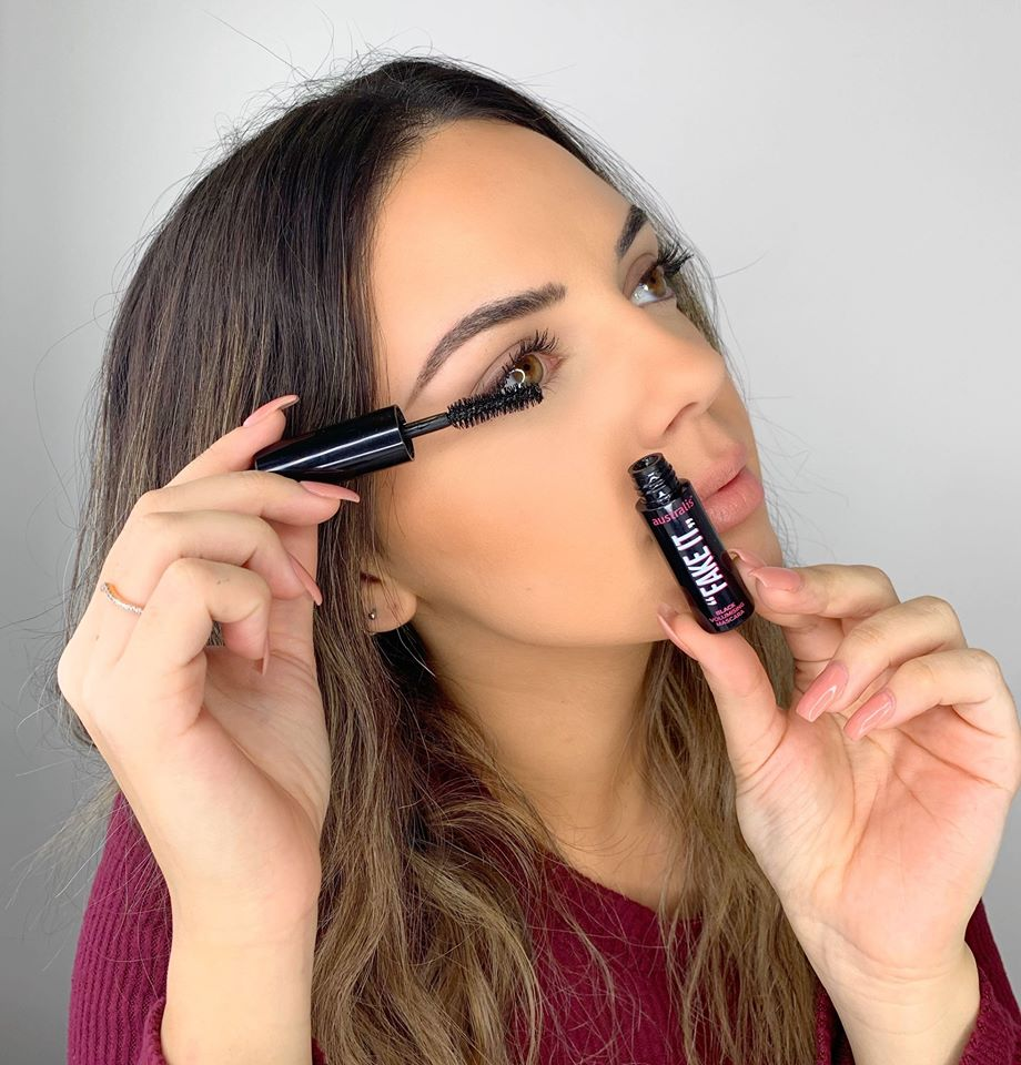 Mascara Làm Dài Dày Mi Australis Fake It Mascara Mini