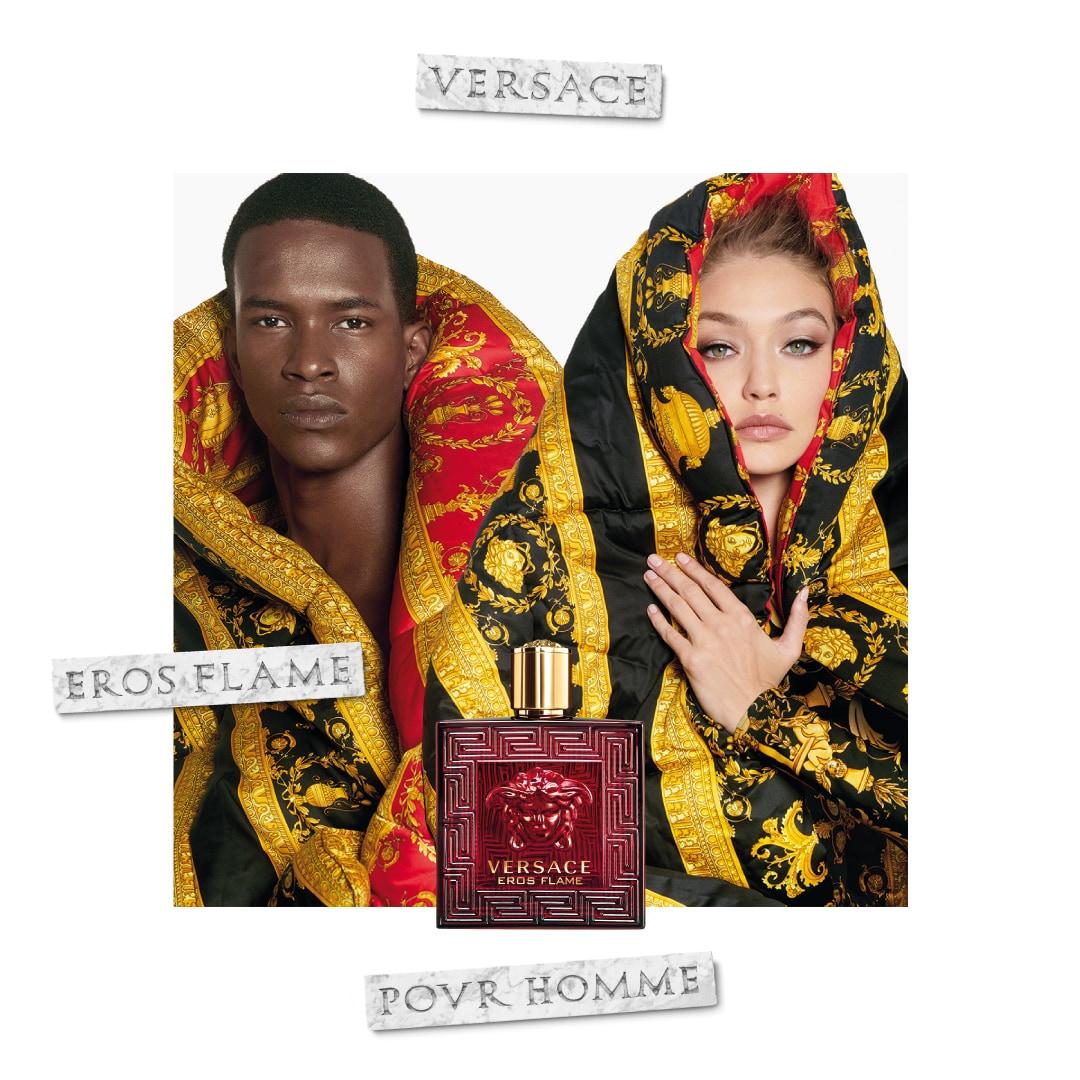 Nước Hoa Nam Versace Eros Flame Eau de Parfum Spray EDP nồng ấm