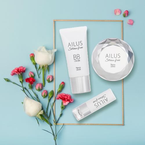 Phấn Phủ Trang Điểm Naris Cosmetic Ailus Stress Free Face Powder SPF30 PA+++ 12g