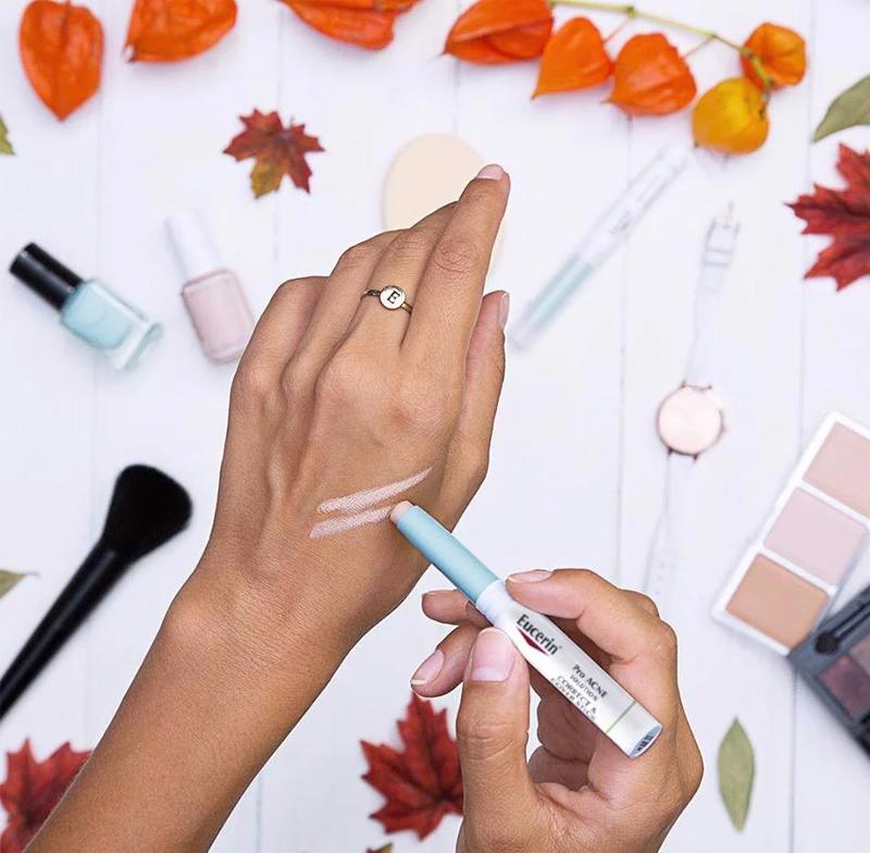 Che Khuyết Điểm Cho Da Mụn Eucerin ProAcne Solution Cover Stick