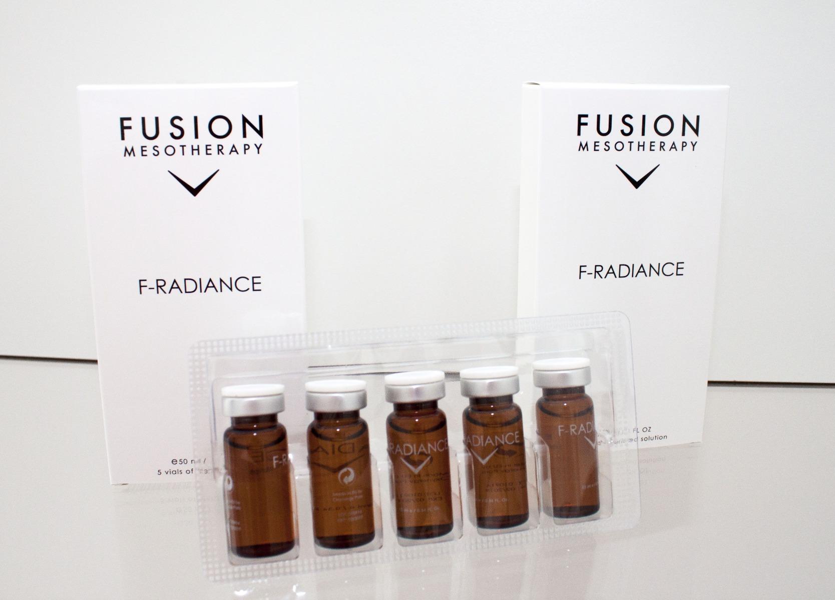 Dưỡng Sáng - Trẻ Hóa Da Với Dưỡng Chất Fusion Meso Bác Sĩ Thực Hiện