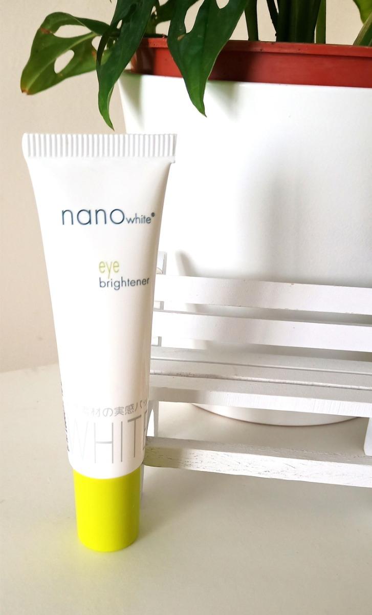 Gel Dưỡng Ngăn Ngừa Lão Hóa Vùng Mắt Nano White Eye Brightener 15ml dưỡng sáng