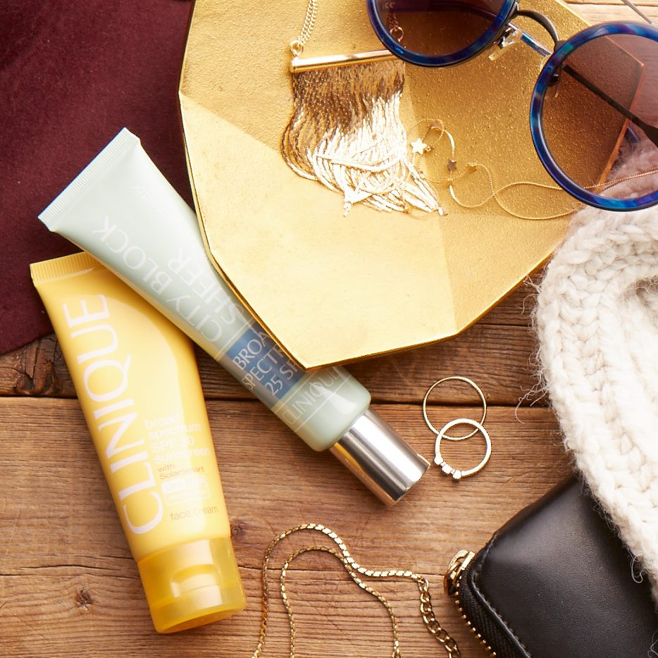 Kem Chống Nắng Có Màu Clinique Bảo Vệ Da Hằng Ngày City Block™ Sheer Oil-Free Daily Face Protector Broad Spectrum SPF 25