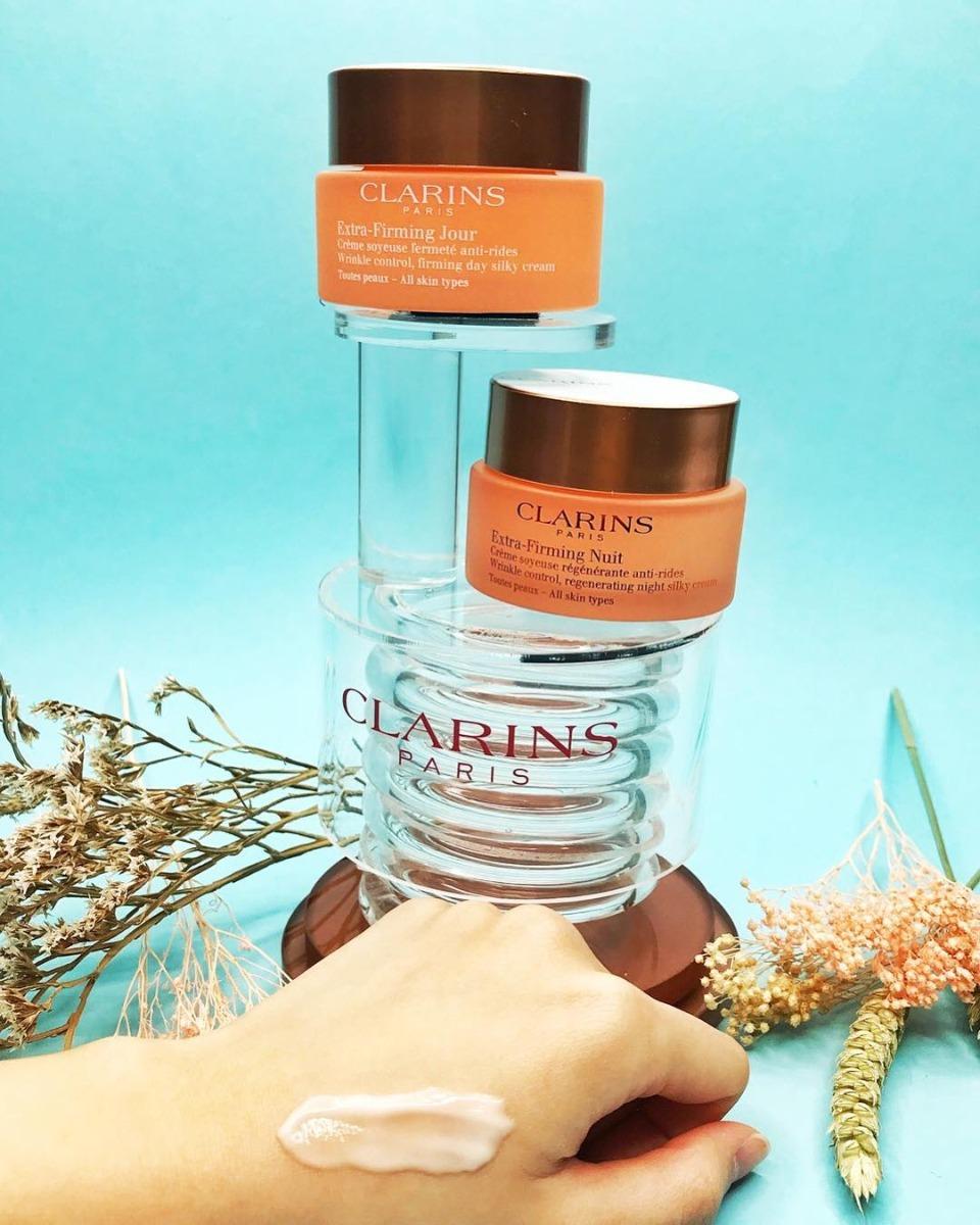 Kem Dưỡng CLARINS Săn Chắc Da Extra Firming Silky Cream 50ml Ban Ngày