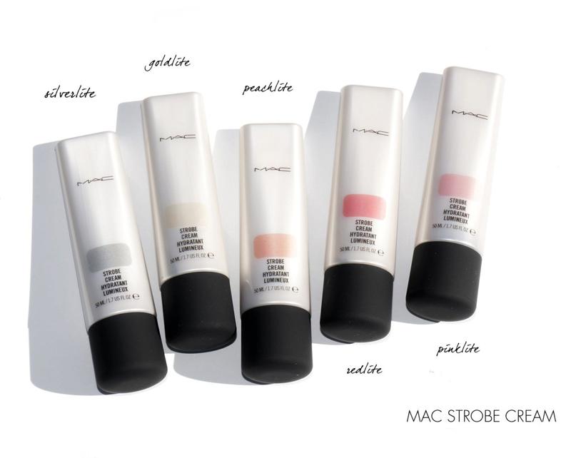 Kem Lót Trang Điểm MAC Strobe Cream Hydratant Lumineux