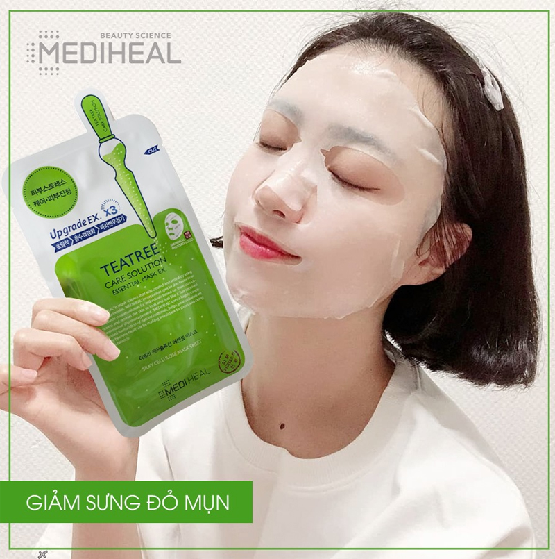 Mặt Nạ Mediheal Essential Mask 25ml nhiều lựa chọn
