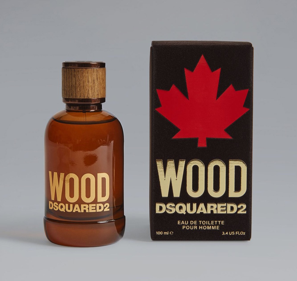 Nước Hoa Nam Dsquared2 Wood Pour Homme EDT Wood Pour Homme Eau De Toilette Spray