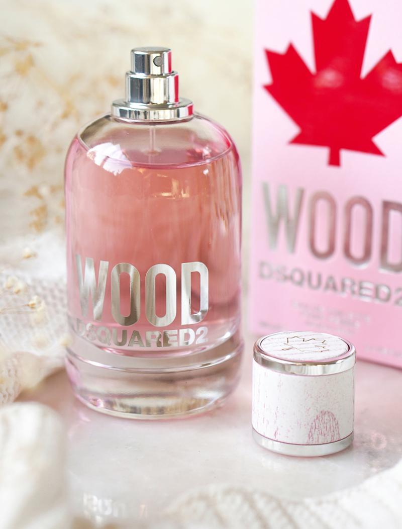 Nước Hoa Nữ Dsquared2 Wood Pour Femme EDT Wood Pour Femme For Her Eau De Toilette Spray nữ tính