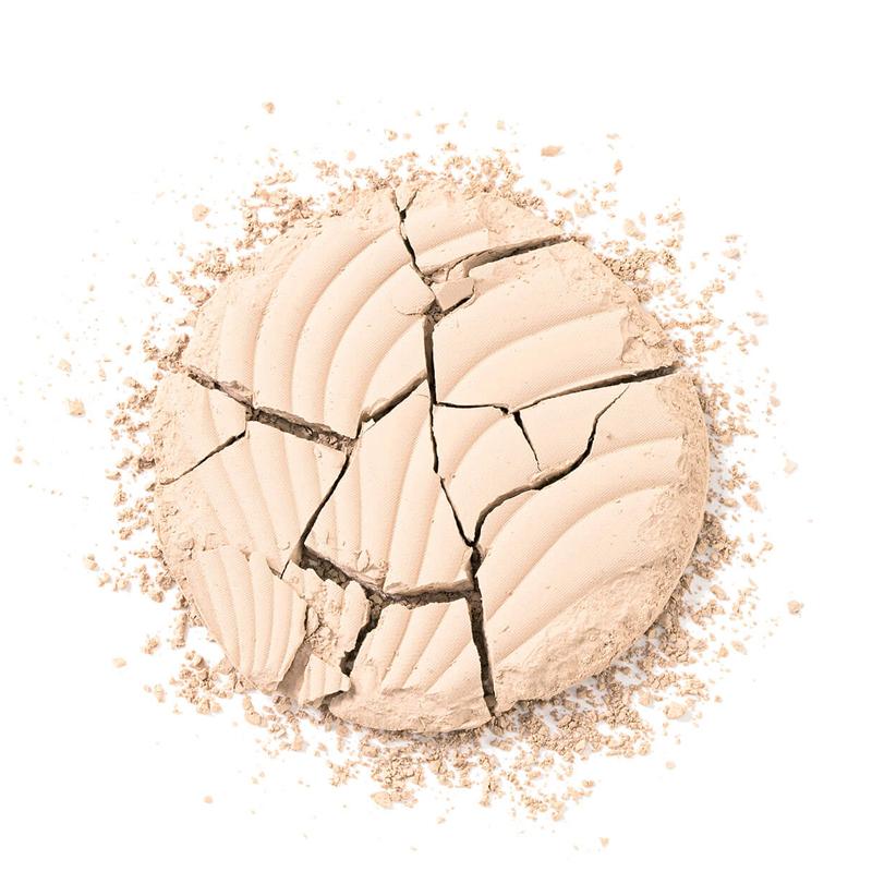 hấn Phủ Đa Năng Dạng Ướt & Khô Flormar W04 Sandy Vanilla Wet & Dry Compact Powder