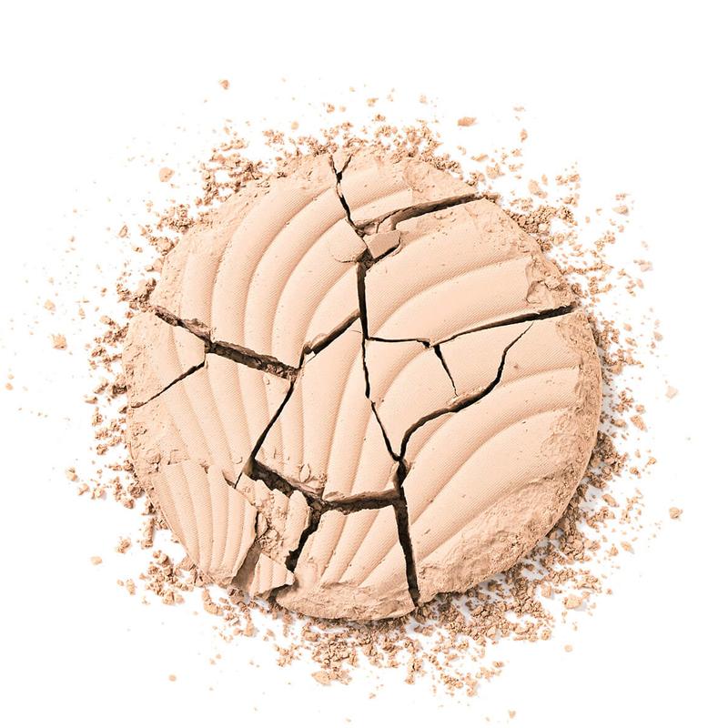 Phấn Phủ Đa Năng Dạng Ướt & Khô Flormar W07 Caramel Peach Wet & Dry Compact Powder