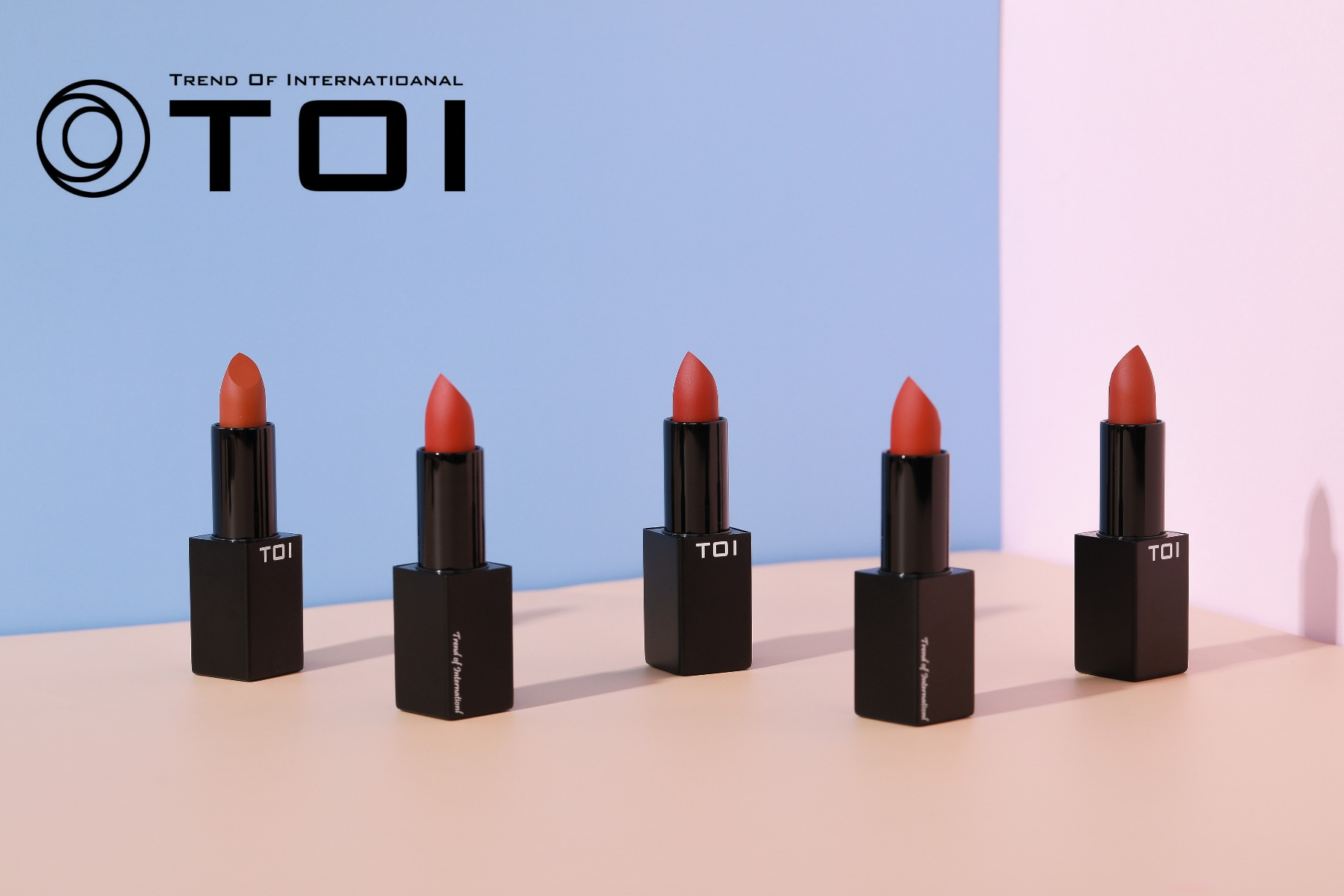 Son Thỏi Lì TOI Matte Rouge Lipstick Chuẩn