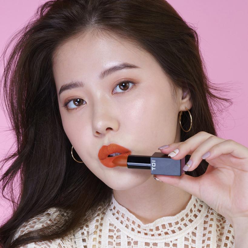 Son Thỏi Lì TOI T07 Natural Sense Matte Rouge Lipstick - Màu Cam Đất