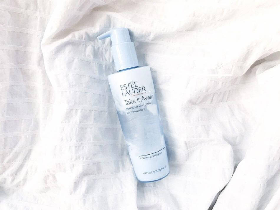 Sữa Tẩy Trang Estee Lauder Take It Away Makeup Remover Lotion 200ml Làm Sạch Tốt