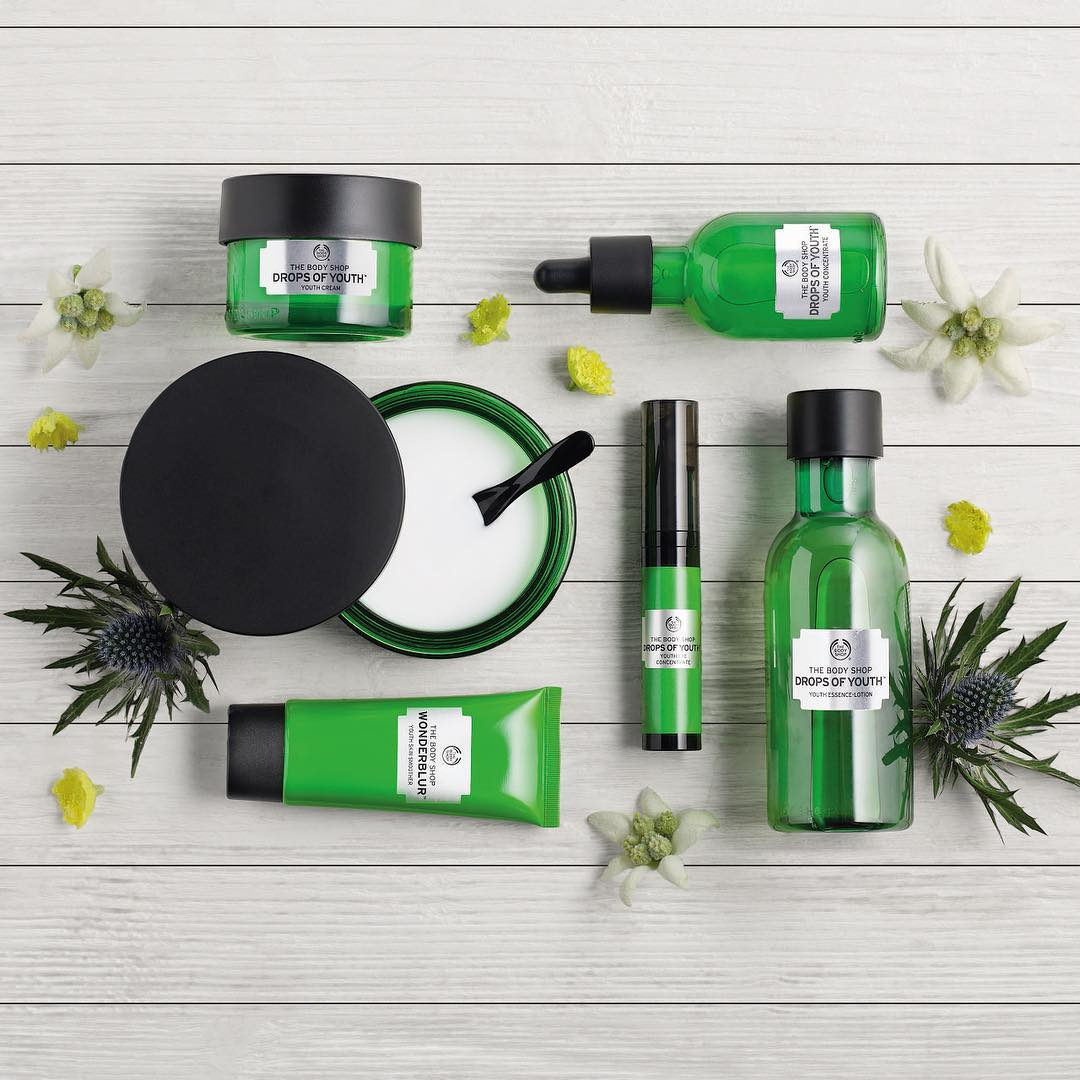 Tinh Chất Ngăn Ngừa Lão Hóa The Body Shop Drops of Youth Youth Concentrate