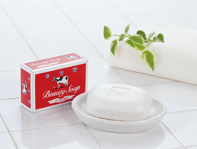 Xà Phòng COW Chiết Xuất Sữa Bò Beauty Soap