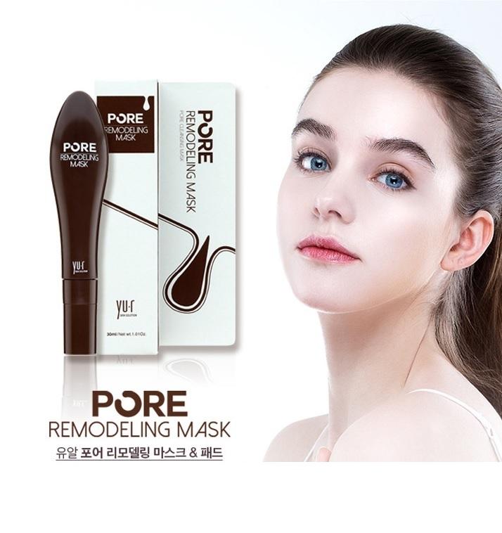 Bộ Lột Mụn Yu.r Pore Remodeling Mask 2.5g