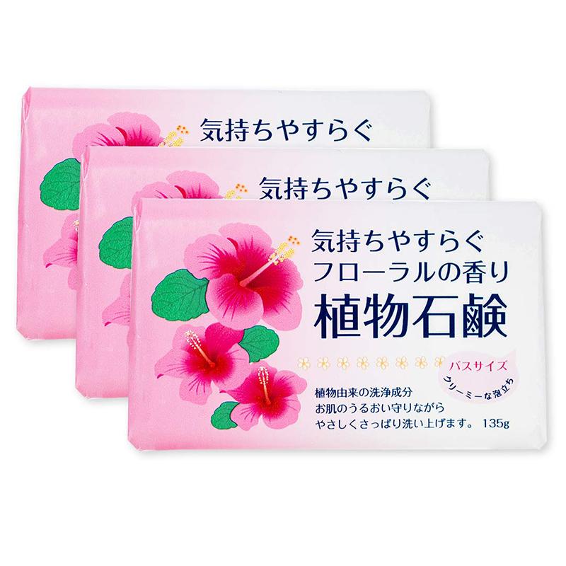 Bánh xà bông Daiichiseken thiên nhiên Floral - 1