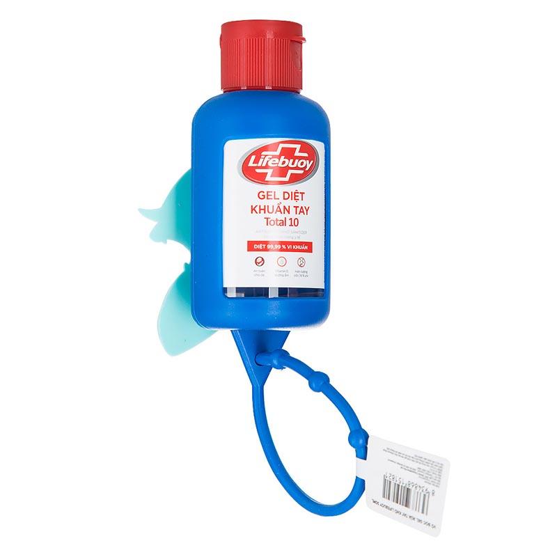 Gel Rửa Tay Khô Lifebuoy Bảo Vệ Vượt Trội 10 50ml 2