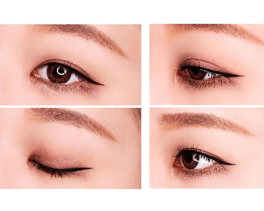 Kẻ Mắt Nước Naris Wink Up Maxigrade Eyeliner EX Liquid Không Lem Không Trôi Màu Đen - 2