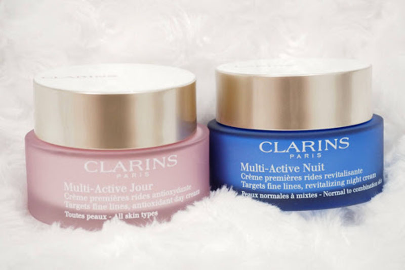 Kem dưỡng Clarins Multi-Active ngăn ngừa lão hóa da 50ml - 1