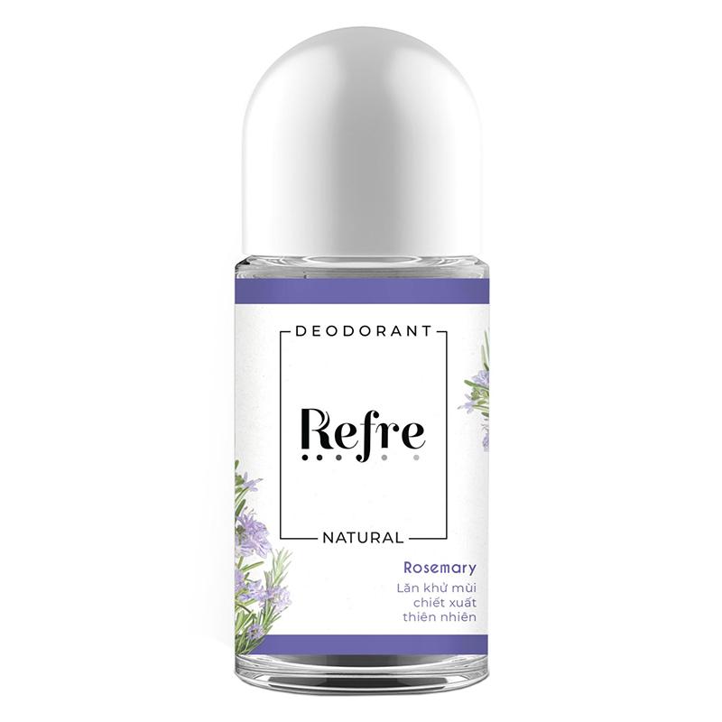 lăn khử mùi Refre Natural 04