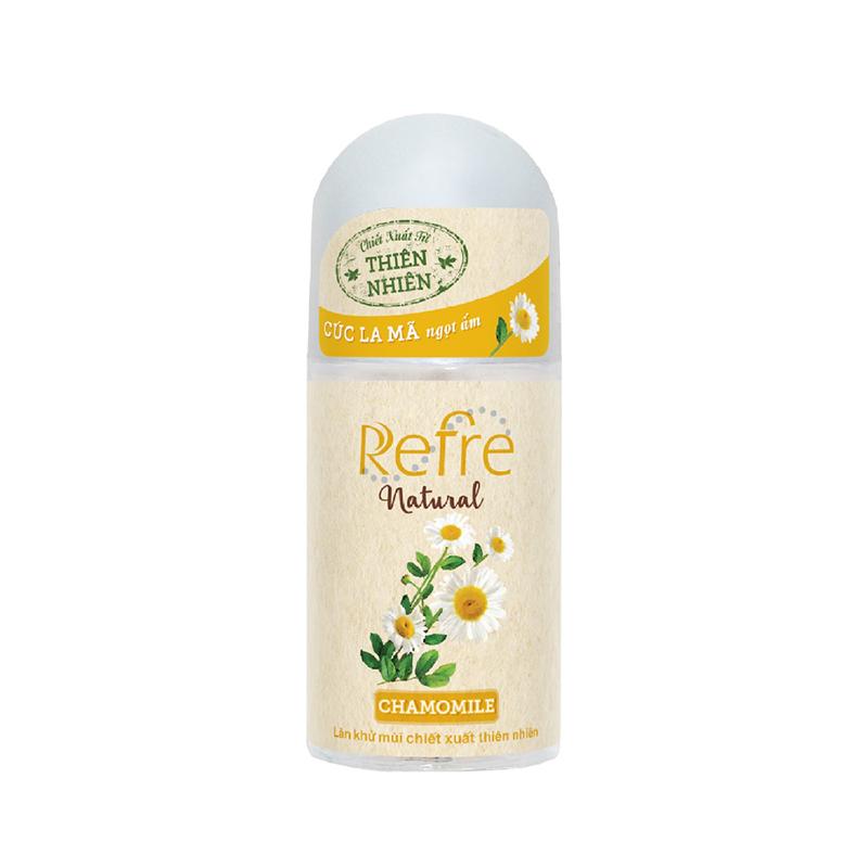 lăn khử mùi Refre Natural 05