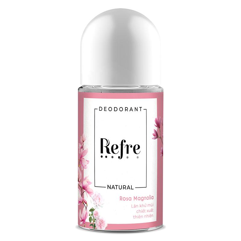 lăn khử mùi Refre Natural 06