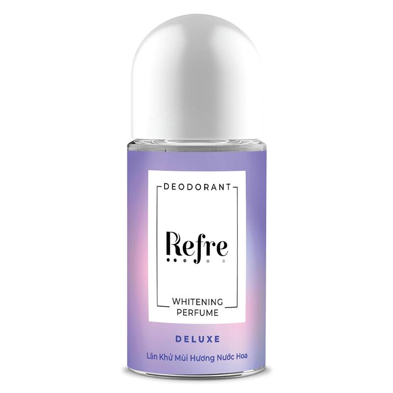 Lăn Khử Mùi Refre Whitening 6