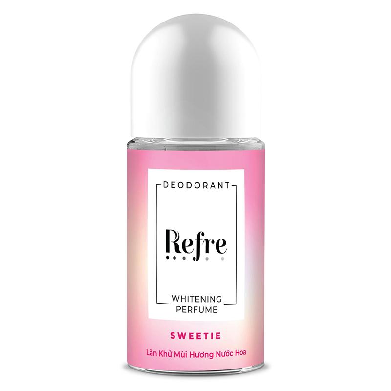 Lăn Khử Mùi Refre Whitening 5